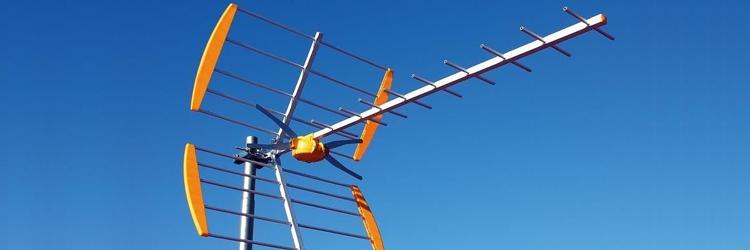 Anteny SAT i DVB